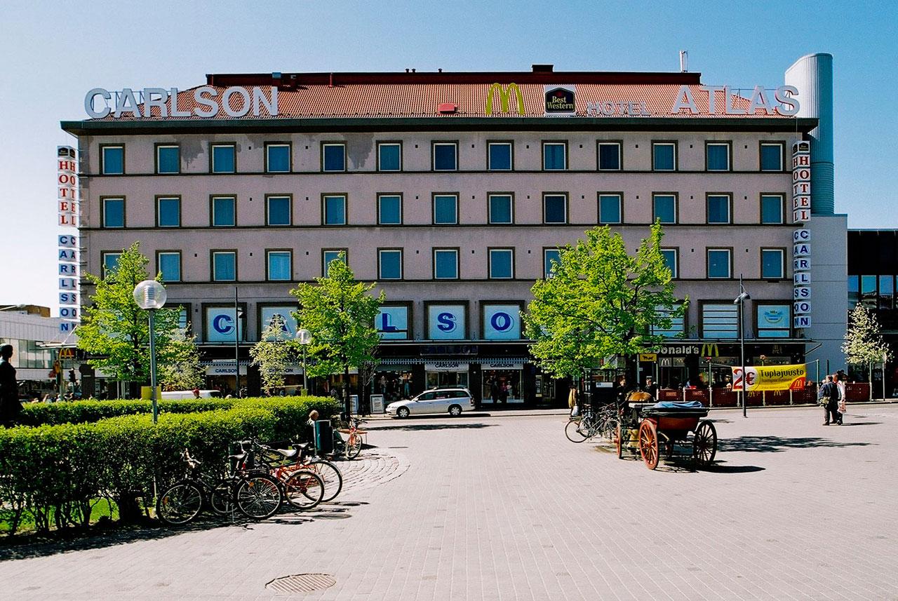 Hotelli Atlas Kuopio