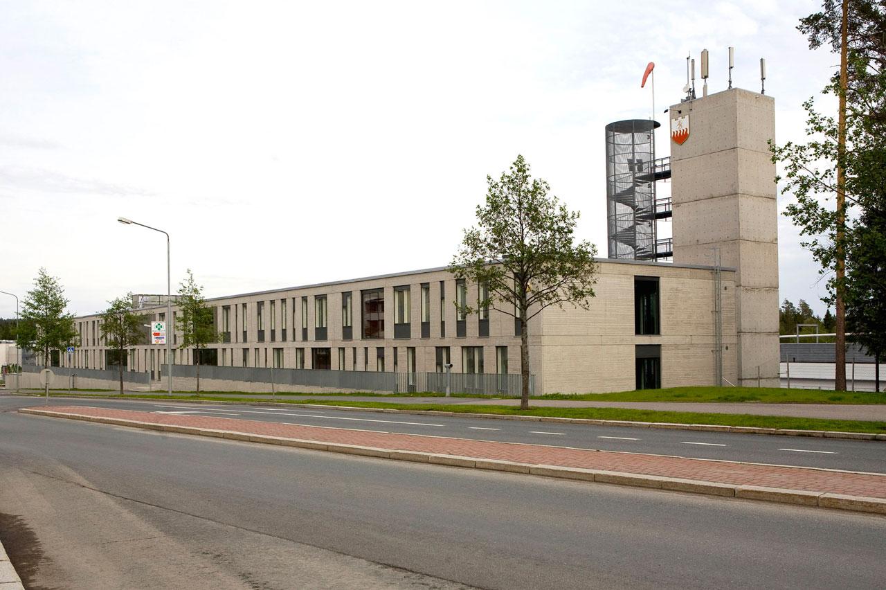 Pelastusopisto Helsinki